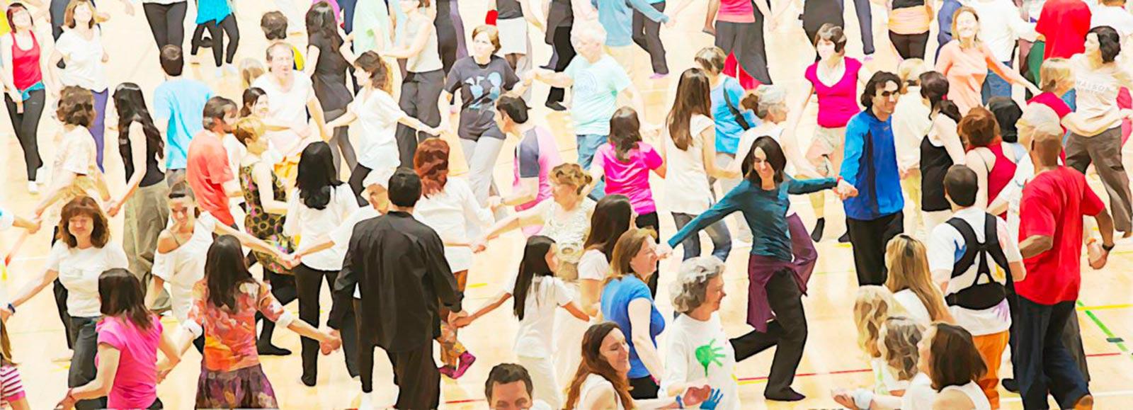 Congresos, Encuentros y Festivales de Biodanza